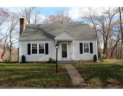 19 Colonial Rd, Auburn, MA 01501 - #: 72424667