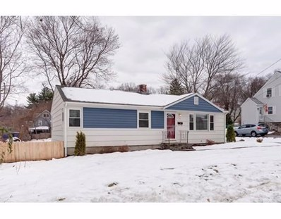 214 Clover St, Worcester, MA 01603 - #: 72425596