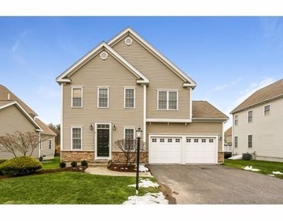 61 Sunflower Drive UNIT 61, Raynham, MA 02767 - #: 72425683