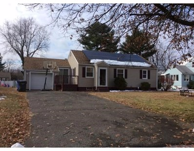 54 Aldrew Terrace, Springfield, MA 01119 - #: 72425828
