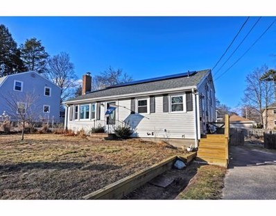111 Carroll Ave, Brockton, MA 02301 - #: 72425985