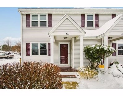 4 W Hill Dr UNIT A, Westminster, MA 01473 - #: 72426045