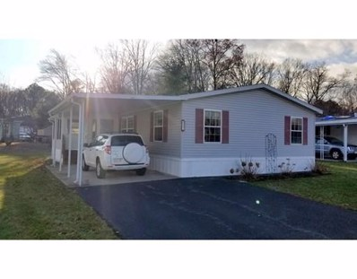 637 South Washington UNIT 33, North Attleboro, MA 02760 - #: 72426234