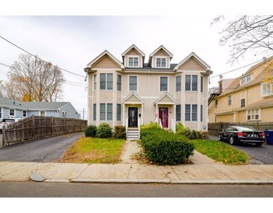 6 Everett St UNIT 1, Boston, MA 02122 - #: 72426473