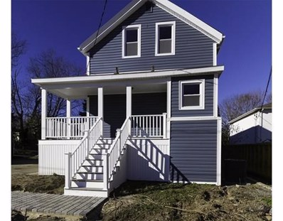 35 Nightingale St, Fall River, MA 02721 - #: 72426503