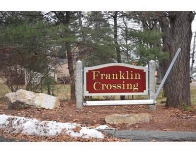 2610 Franklin Crossing Rd UNIT 10, Franklin, MA 02038 - #: 72426723