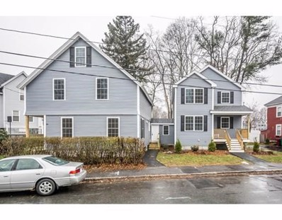 61 Ellis Avenue UNIT 61, Lowell, MA 01854 - #: 72427041
