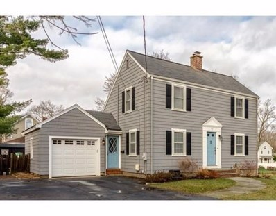 45 Lewis St, Reading, MA 01867 - #: 72427517