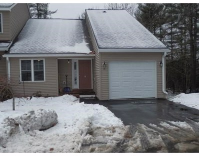 18 Mill Stone Cir UNIT 68, Templeton, MA 01468 - #: 72427661
