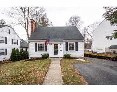 34 Willow Street, Reading, MA 01867 - #: 72427708