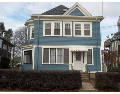 46 Apthorp Street UNIT 46, Quincy, MA 02170 - #: 72427719