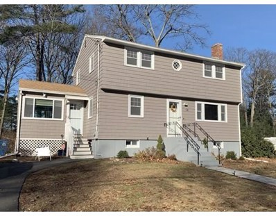 34 Glad Valley Dr, Billerica, MA 01821 - #: 72428234