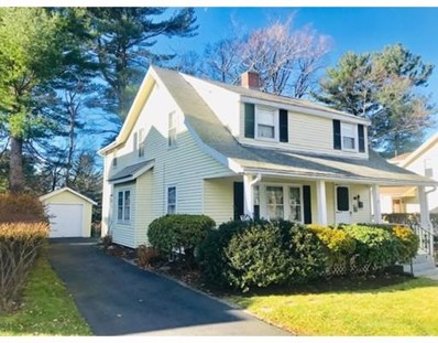 25 Lawton Rd, Needham, MA 02492 - #: 72428320