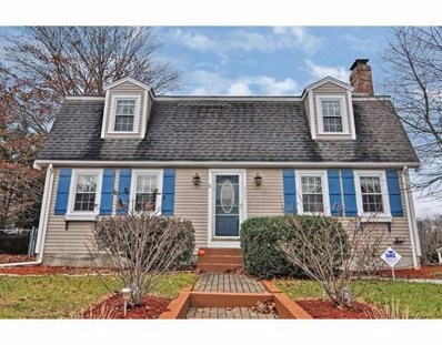 1 Settlers Hill Rd, Attleboro, MA 02703 - #: 72428482