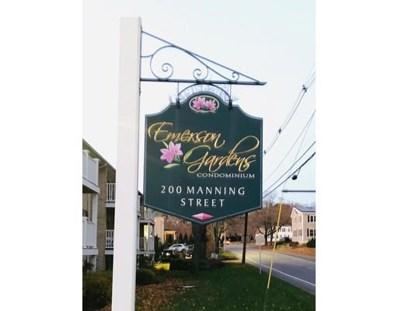 200 Manning Street UNIT 8B, Hudson, MA 01749 - #: 72428872