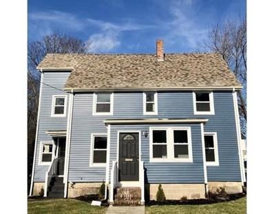 101 Topham Street, New Bedford, MA 02740 - #: 72429151