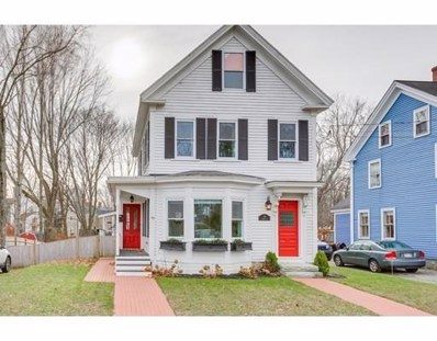 49 Prospect St, Georgetown, MA 01833 - #: 72429363