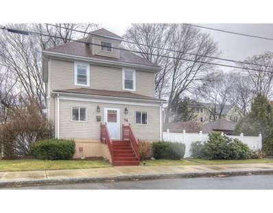 74 Jacob St, Malden, MA 02148 - #: 72429441