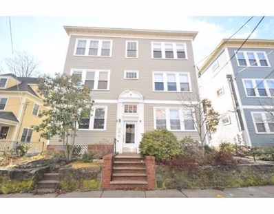 11 Sedgwick St UNIT 12, Boston, MA 02130 - #: 72429664