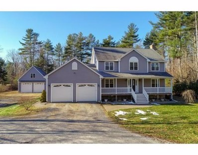 30 Simonds Hill Rd, Hubbardston, MA 01452 - #: 72430262
