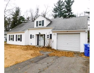 54 Meadowbrook Rd, Springfield, MA 01128 - #: 72430290