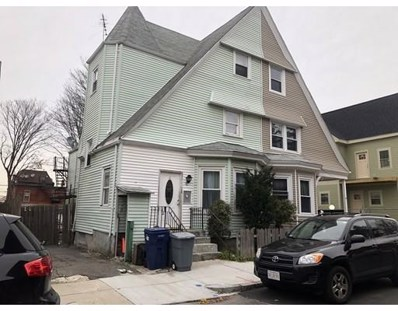 58 Mt Pleasant Ave, Boston, MA 02119 - #: 72430534