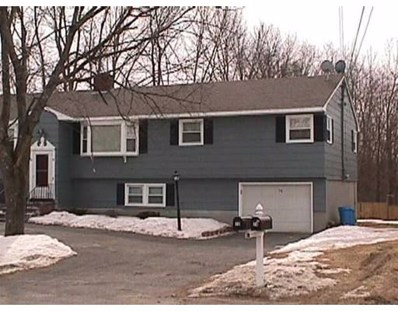 74 Pond St UNIT 74, Methuen, MA 01844 - #: 72430686