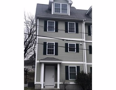 40 Andrews St UNIT A, Lowell, MA 01852 - #: 72430690