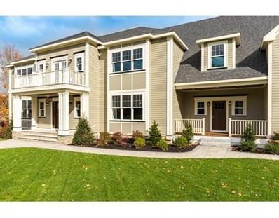 8 Parkwood Drive, Milton, MA 02186 - #: 72432171