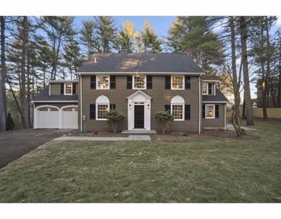 37 Partridge Hill Rd., Weston, MA 02493 - #: 72432732