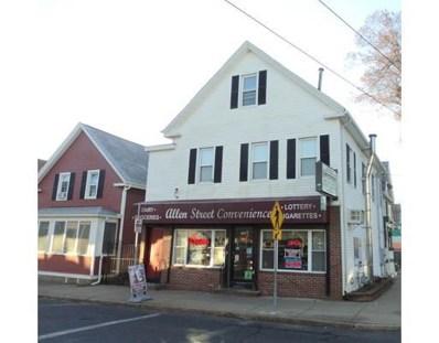 282 Allen Street, New Bedford, MA 02740 - #: 72432979