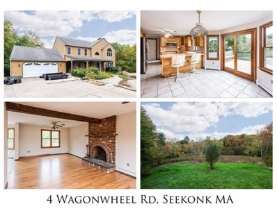 4 Wagon Wheel Rd, Seekonk, MA 02771 - #: 72433005