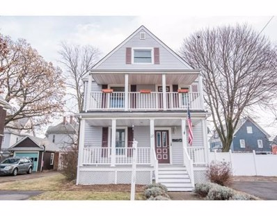 20 Bellevue Avenue UNIT 2, Winthrop, MA 02152 - #: 72433231