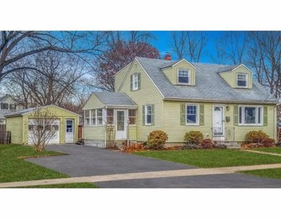 130 Lawnwood Ave, Longmeadow, MA 01106 - #: 72433505