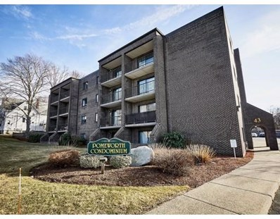 43 Pomeworth UNIT 32, Stoneham, MA 02180 - #: 72433652