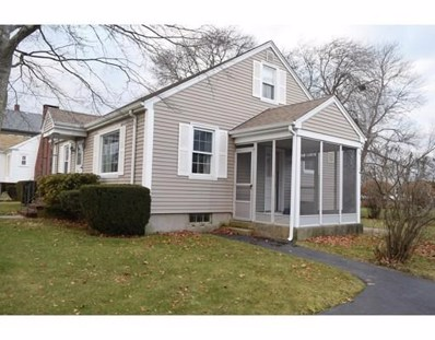 381 Hersom St, New Bedford, MA 02745 - #: 72433727