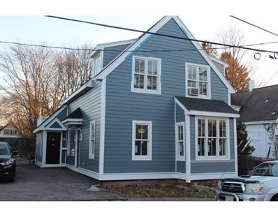 22 Pacific St, Rockland, MA 02370 - #: 72434451