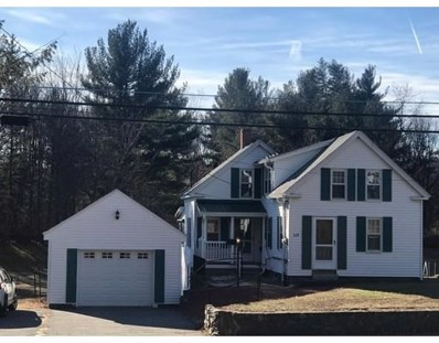 329 Ashburnham, Fitchburg, MA 01420 - #: 72435250
