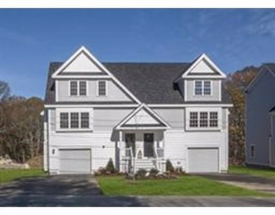 17 Craftsman Court UNIT 9, Grafton, MA 01560 - #: 72435426