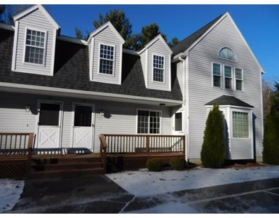 18 Eagle Dr UNIT 18, Douglas, MA 01516 - #: 72435757