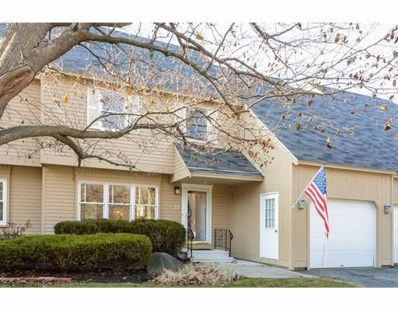32 Rosslare Drive UNIT 32, Worcester, MA 01602 - #: 72436185