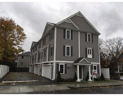 12 West Church Street UNIT #02, Mansfield, MA 02048 - #: 72436451