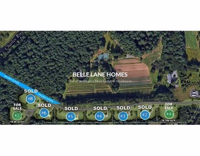 Lot 1 Belle Ln, Needham, MA 02492 - #: 72436497