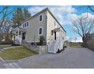 17 Reed Street UNIT 1, Arlington, MA 02474 - #: 72436639