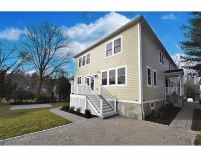 17 Reed Street UNIT 2, Arlington, MA 02474 - #: 72436642