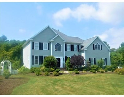 43 Magnolia Lane, Grafton, MA 01536 - #: 72436715