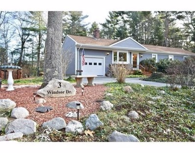 3 Windsor Drive, Wareham, MA 02571 - #: 72436807