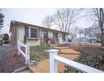 108 Ridgewood Rd, New Bedford, MA 02745 - #: 72436843