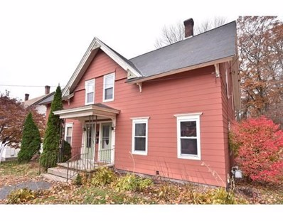 27 Maple Street UNIT 1, Northbridge, MA 01588 - #: 72436845