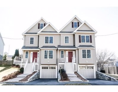 294 West St UNIT 1, Needham, MA 02494 - #: 72436885